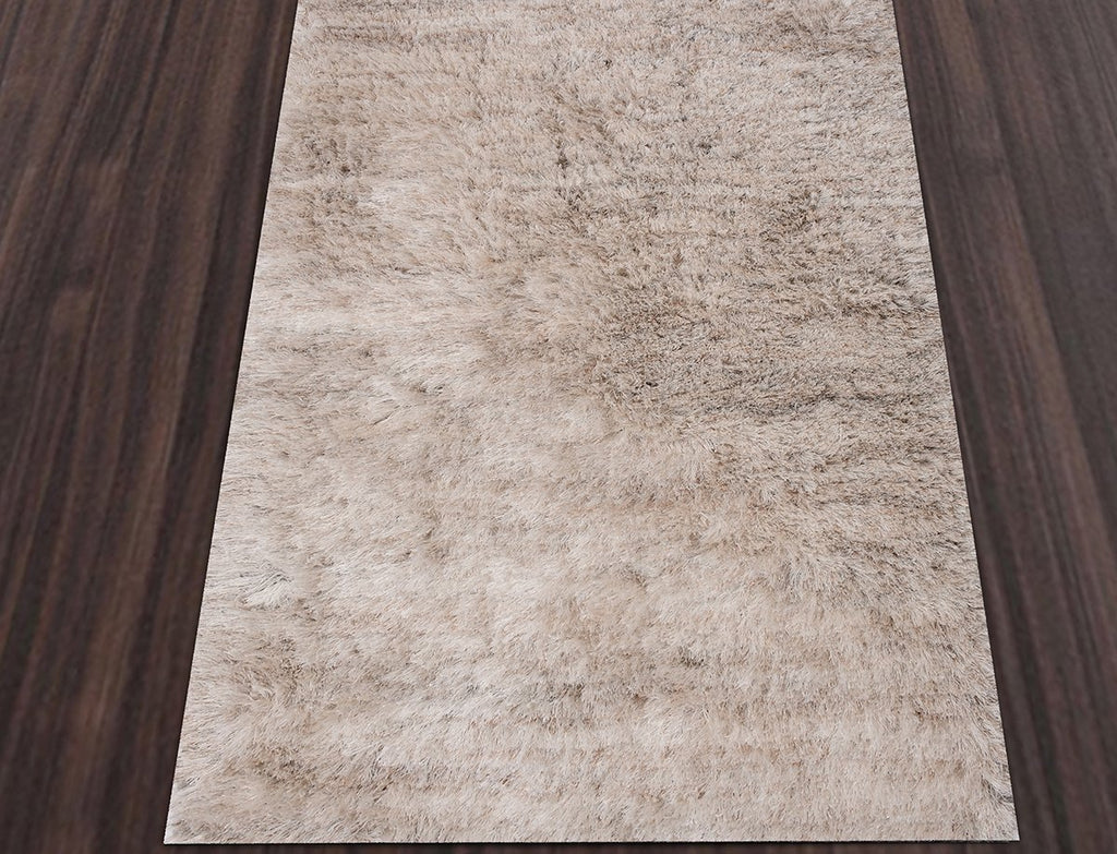 Cicero Ivory Table Tufted Carpet with Latex Backing