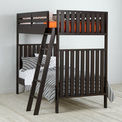 Solid Wood Charlie Bunk Bed