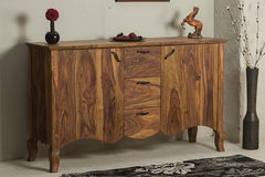 Solid Wood Tania Sideboard