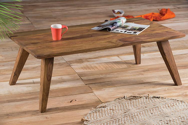 Solid Wood Buck Coffee Table