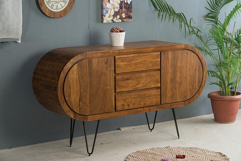 Solid Wood INDIANA Sideboard
