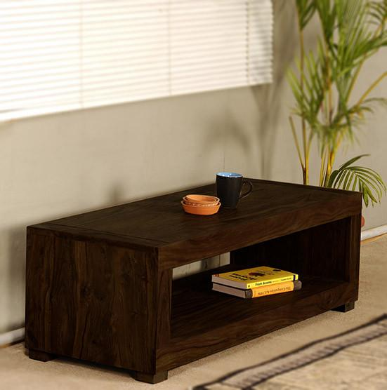 Solid Wood New Kuber Coffee Table