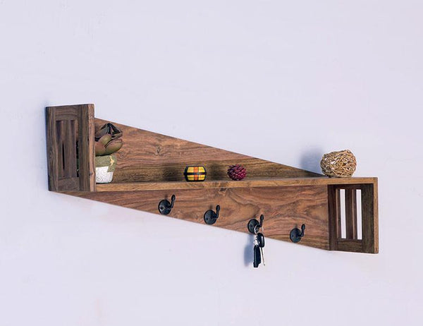 Wall Stand with Key Holder
