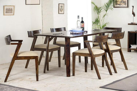 Solid Wood Stark Dining Set