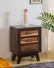 Solid Wood ETER Bedside Table