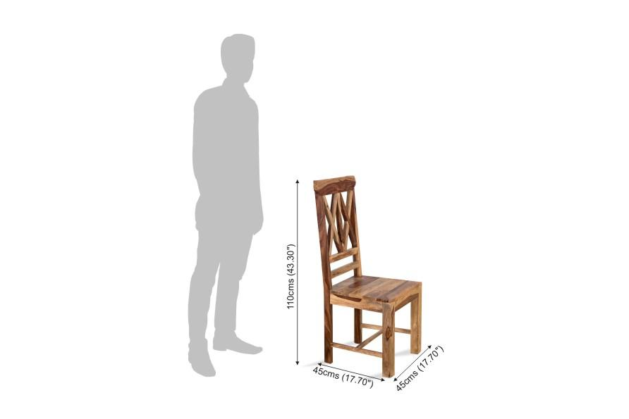 Solid Wood ETER Chair