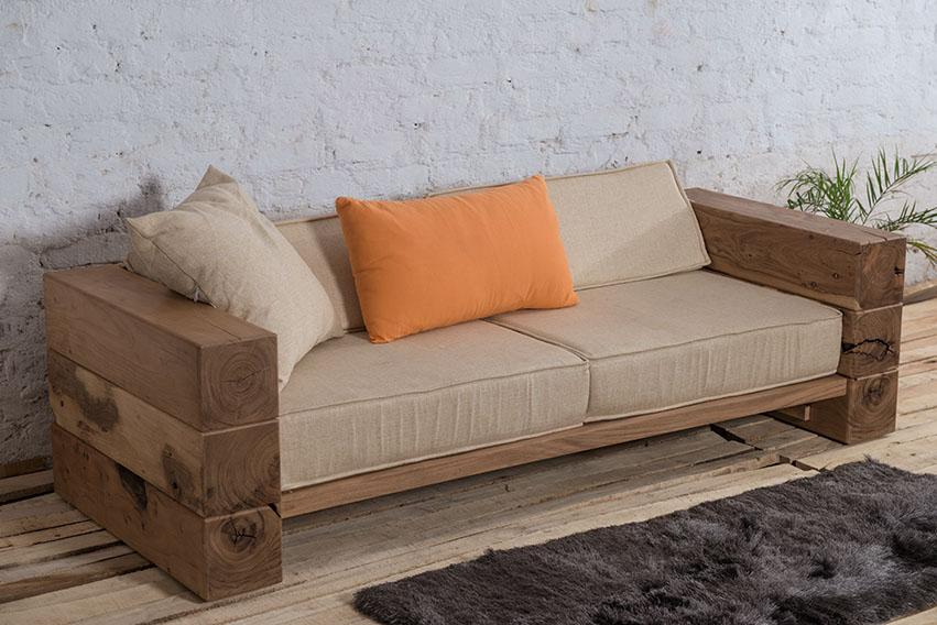 9014982c388 Buy Solid Wood INDIANA Hung Sofa Online in India - Latest Sofa ...