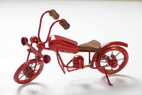 BloodRed Motorbike