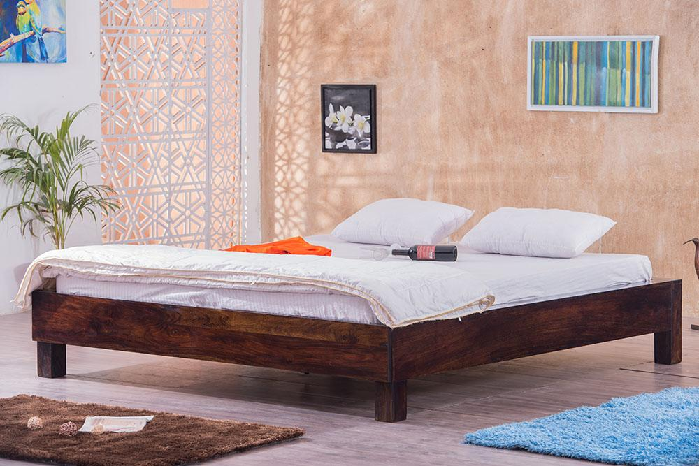Solid Wood Durban Deewan Bed
