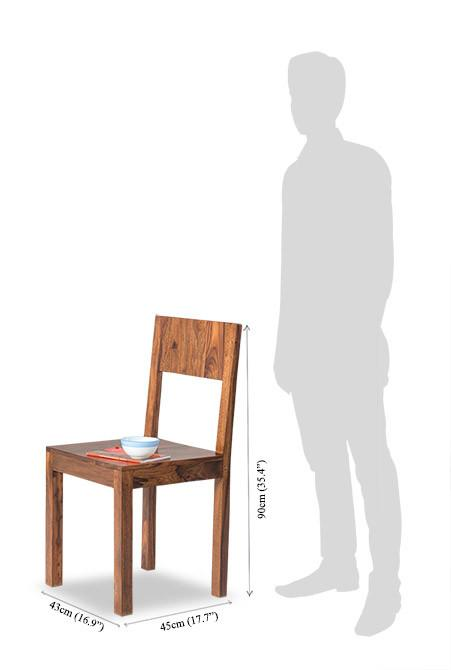 Solid Wood Charlie Chair