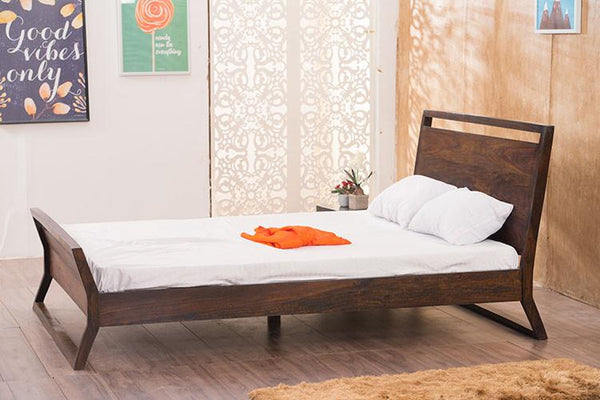 Solid Wood Elve Bed