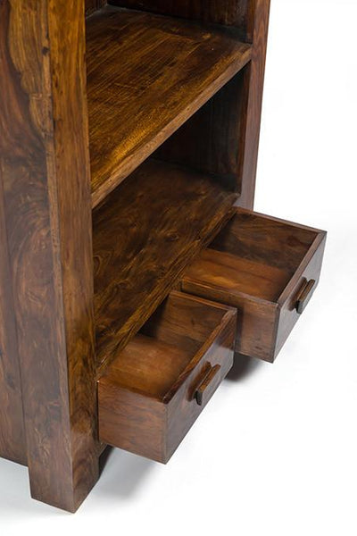 Solid Wood Romeo BookShelf