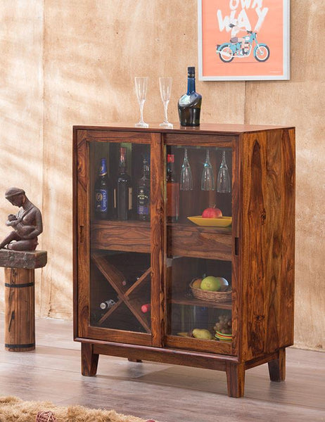 Solid Wood Eva Bar