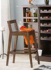Solid Wood Bar Stool / Bar Chair