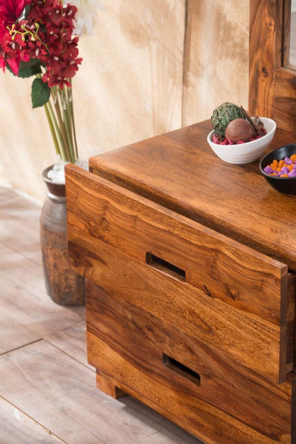 Solid Wood Kuber Dressing
