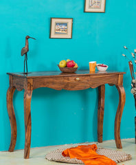 Solid Wood Classic Tania Console Table