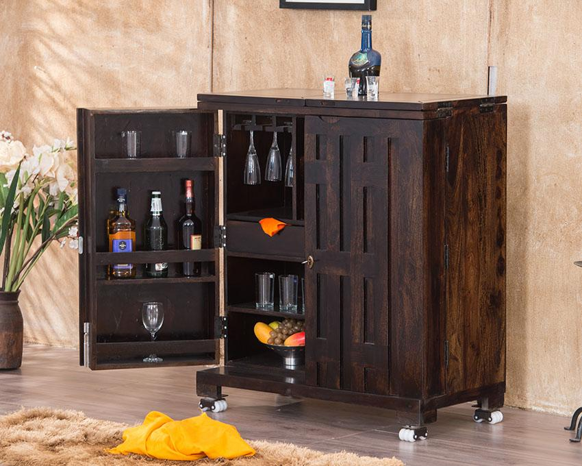 Solid Wood Willy Bar