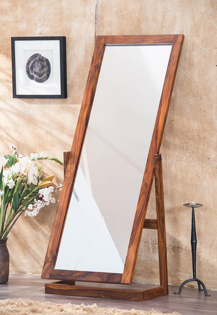 Solid Wood Teffe Dressing Mirror