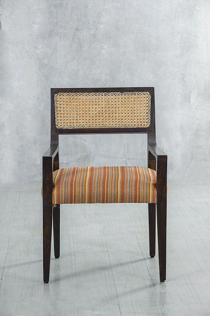 Solid Wood Bentt Chair