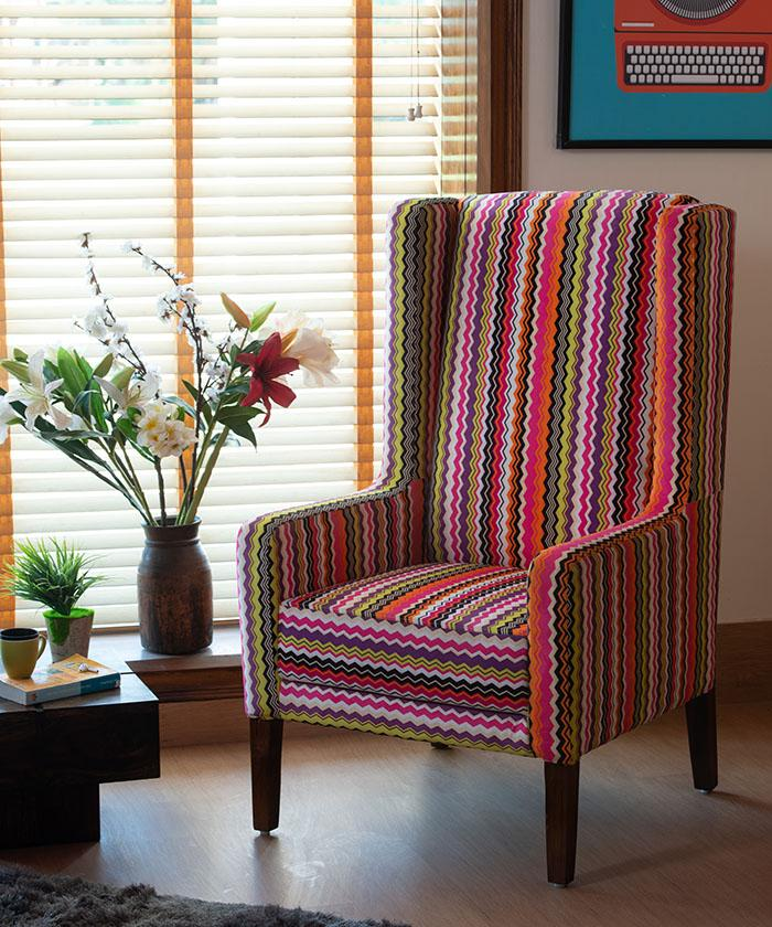 Europea Eva Wing Chair