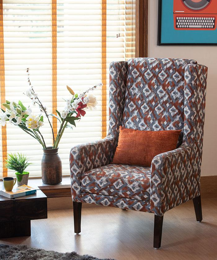 Europea Preston Wing Chair