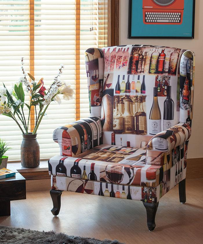Europea Grand Regent Wing Chair