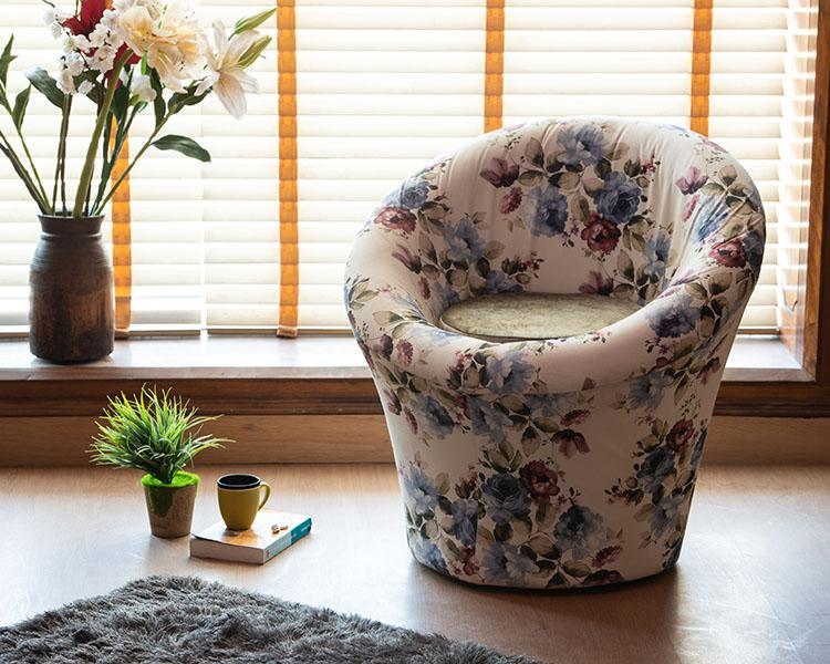 StagLove Round Chair