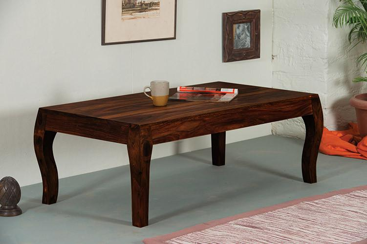 Solid Wood Tania Coffee Table
