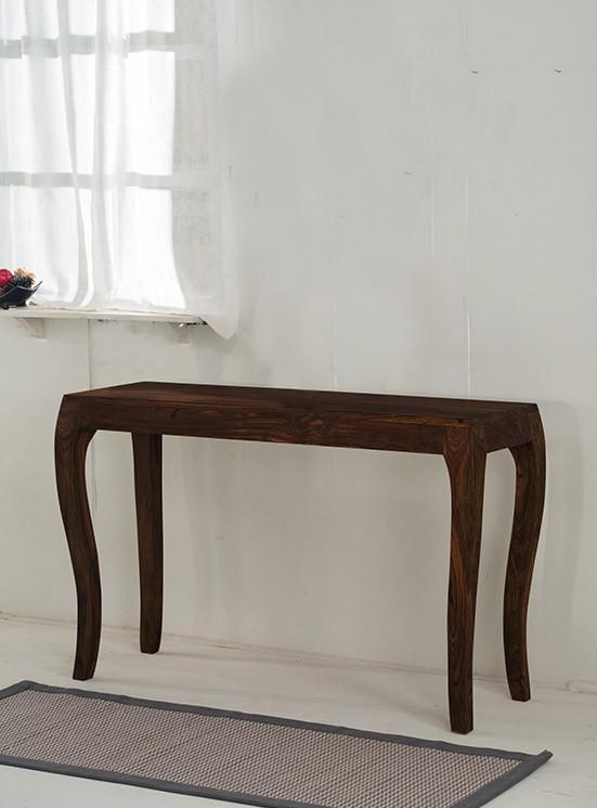 Solid Wood Tania Console Table
