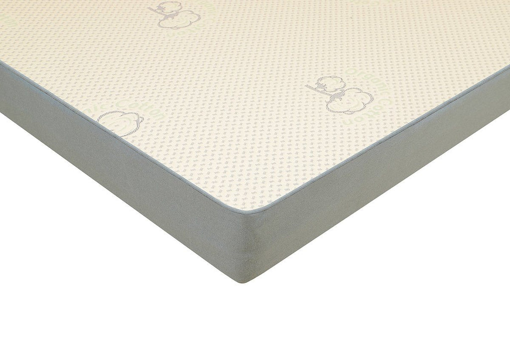 Siesta 3 Layered Orthoapedic Natural Latex & Memory Foam Mattress