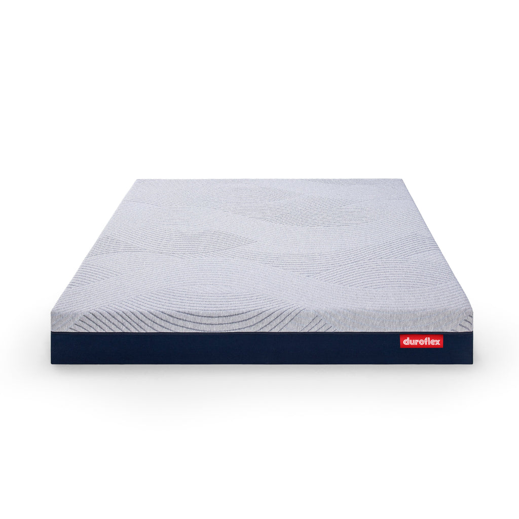 LiveIn Duropedic Memory Foam Mattress With Triple Anti Microbial Fabric
