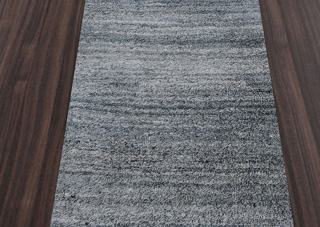Mexico Grey Blue Table Tufted Carpet with Latex Backing
