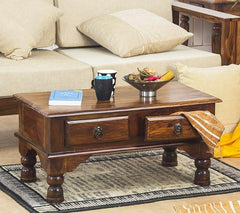 Two Drawer Coffee Table