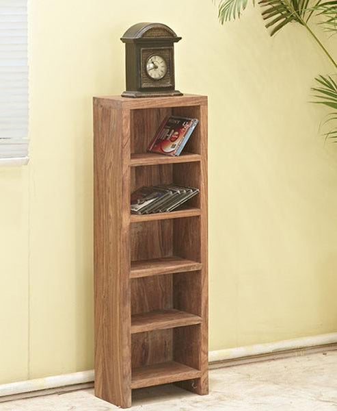 Solid Wood Durban CD/DVD Stacker