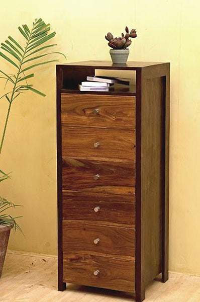 T Contrast Drawer Chest