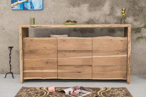 Solid Wood INDIANA Thar Sideboard