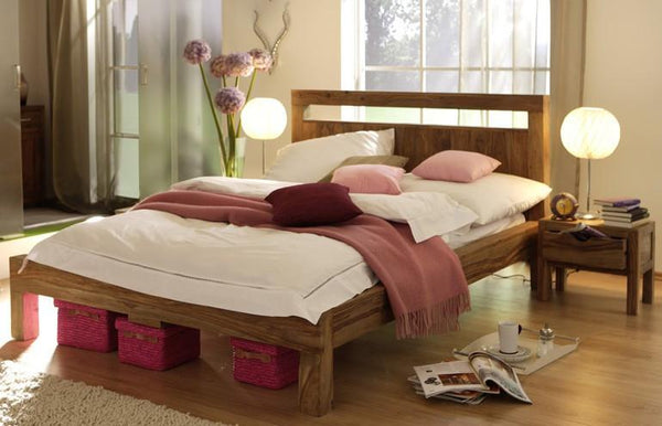 Solid Wood Durban Bed