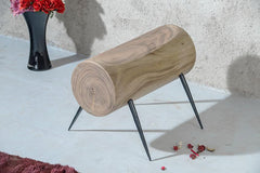 Solid Wood Indiana Stool Pin Leg