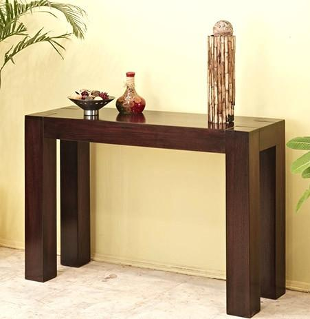 Romeo Console Table - Solid Sheesham Wood