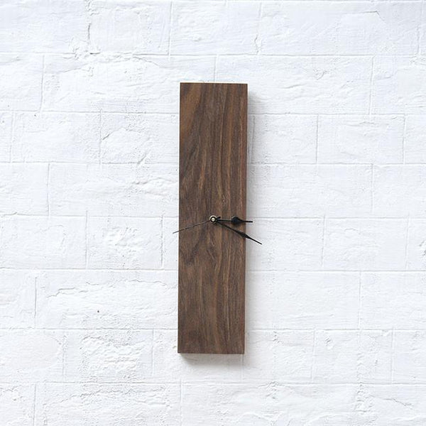 BRO - Solid Wood Clock