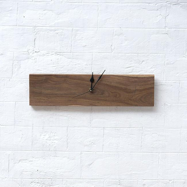 VIM - Solid Wood Clock