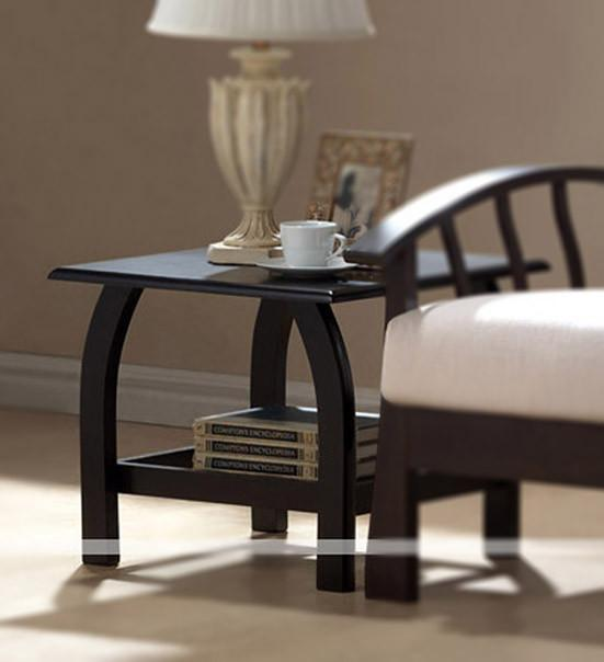 Solid Wood Raj Side Table