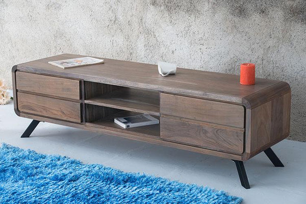 Solid Wood INDIANA Dusk Tv Unit