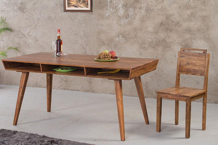 Solid Wooden Ellen Dining Set