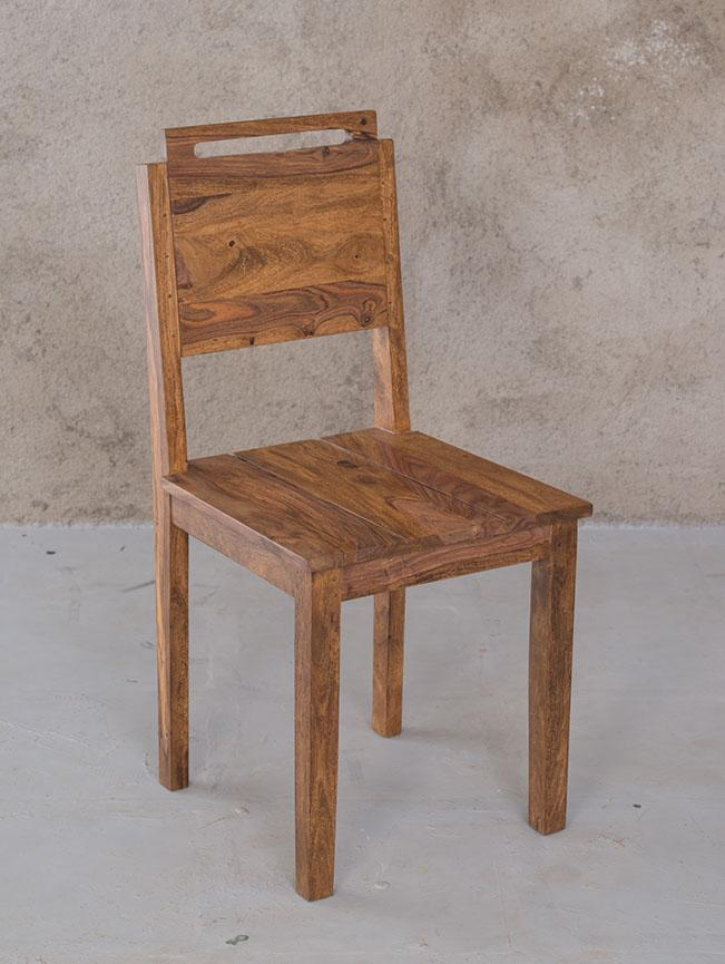 Solid Wooden Ellen Dining Chair