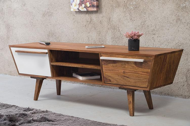 Solid Wood Ellen Tv Unit