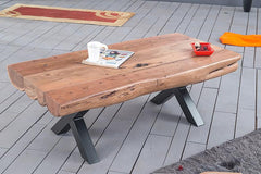 Solid Wood Indiana Thar Coffee Table