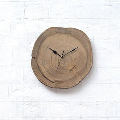 Solid Wood Wall Clocks