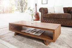 Solid Wood Becca Coffee Table