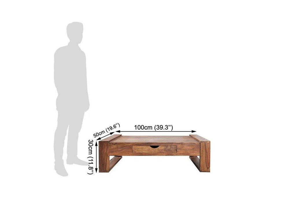 Solid Wood Chester Coffee Table
